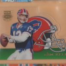 1995 Playoff Absolute Helmet Die Cuts Jim Kelly Bills