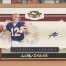 2007 Donruss Threads Century Legends Jim Kelly Bills