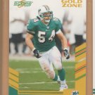 2007 Score Gold Zone Zach Thomas Dolphins /600