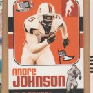 2003 Press Pass JE Rookie Old School Andre Johnson RC Texans