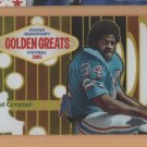 2005 Topps Chrome Golden Anniversary Greats Earl Campbell Oilers