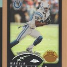 2002 Topps Chrome Refractor Marvin Harrison Colts /599