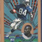 1996 Pacific Invincible Platinum Blue Joey Galloway Seahawks
