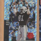 1998 Score Artist Proof Tim Brown Raiders