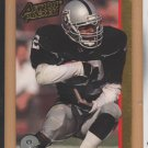 1992 Action Packed Braille Ronnie Lott Raiders