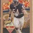 2004 Fleer Authentix Hot Ticket Die Cut Brian Urlacher Bears
