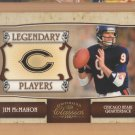 2007 Donruss Classics Legendary Players Gold Jim McMahon Bears /100