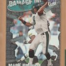 1999 Fleer Ultra Damage Inc Mark Brunell Jaguars