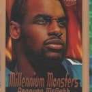 2000 Fleer Ultra Millenium Monsters Donovan McNabb Eagles