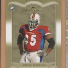 2003 Donruss Classics Rookie Jerome McDougle Eagles RC /900