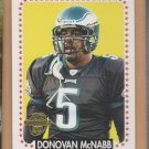 2005 Topps Throwbacks Donovan McNabb Eagles
