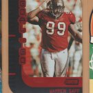 2000 Stadium Club Goal to Goal Warren Sapp Buccaneers