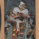 1997 Topps Finest Sliver Embossed Trent Dilfer Buccaneers