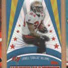 2006 Topps Hobby Masters Carnell Cadillac Williams Buccaneers
