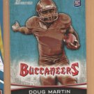 2012 Bowman Rookie Doug Martin RC Buccaneers