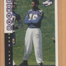1998 Score Rookie Randy Moss Vikings RC