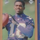1998 CE 1st Place ROY Rookie Randy Moss Vikings RC