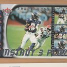 2000 Fleer Ultra Instant 3 Play Randy Moss Vikings