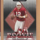 2002 Donruss Rookie Josh McCown Cardinals RC