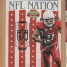 2011 Gridiron Gear NFL Nation Larry Fitzgerald Cardinals /250