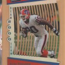 2000 Stadium Club Beam Team Refractor Eric Moulds Bills /500