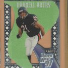 1997 Playoff Contenders Rookie Wave Green Darnell Autry Bears RC