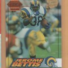 1994 Collector's Edge Pop Warner 22K Gold Jerome Bettis Rams