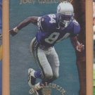 1997 Collector's Edge Excalibur 22K Knights Joey Galloway Seahawks /2000