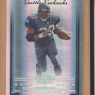 2006 Donruss Threads Silver Shaun Alexander Seahawks  /100