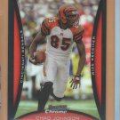 2008 Bowman Chrome Refractor Chad Johnson Bengals