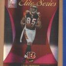 2006 Donruss Elite Series Red Chad Johnson Bengals  /250