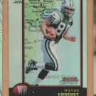 1998 Bowman Chrome Interstate Refractor Wayne Chrebet Jets