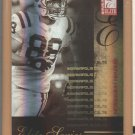 2005 Donruss Elite Series Gold Marvin Harrison Colts  /1000