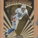 1997 Pinnacle Action Packed 24 KT Gold Herman Moore Lions