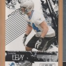 2009 Leaf Rookie & Stars DeAndre Levy Lions RC /999