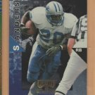 1998 Playoff Momentum SSD Hobby Barry Sanders Lions