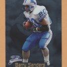 1998 Fleer Brilliants Barry Sanders Lions