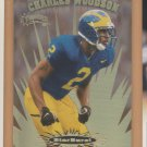 1998 Skybox Thunder Starburst Rookie Charles Woodson Raiders Packers RC