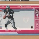 2006 Elite Passing the Torch Bo Jackson LaMont Jordan Raiders /1000