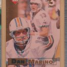 1998 Collector's Edge Triple Threat T3 Dan Marino Dolphins
