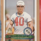1996 Topps Rookie Mike Alstott Buccaneers RC