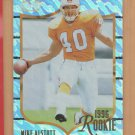 1996 Pinnacle Summit Ground Zero Rookie Mike Alstott Buccaneers RC