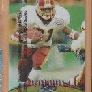 1998 Topps Finest Refractor Terry Allen Redskins