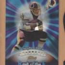 2000 Topps Finest Out of the Blue Stephen Davis Redskins