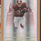 2007 Donruss Threads Gold Holofoil Clinton Portis Redskins /50