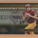 2005 Playoff Contenders Legendary Contenders Gold Sonny Jurgensen Redskins /250