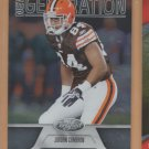 2011 Certified Rookie Jordan Cameron Browns RC /999