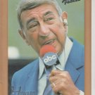 1994 Action Packed Monday Night Football Howard Cosell