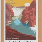 2009 Topps National Chicle Era Icons Boulder Dam