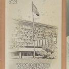 2009 Topps Magic 1948 Magic World Health Organization